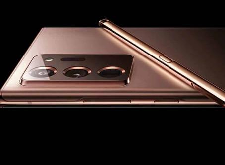 Galaxy Note 20 Ultra pode ser otimizado para a nuvem do Xbox