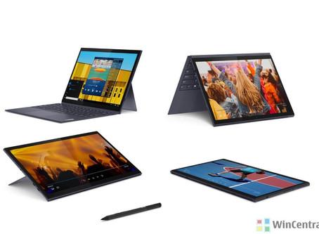 Lenovo lança tablets Yoga Duet 7i e IdeaPad Duet 3i