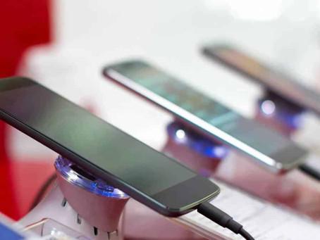 Os 10 celulares mais buscados no Brasil em junho