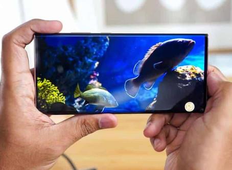 Samsung lança o primeiro celular com taxa de atualização variável