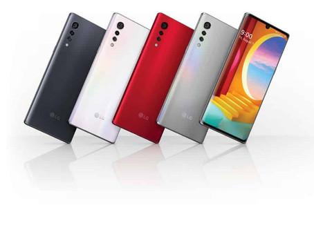 LG Velvet é lançado nos EUA a US$599