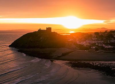 Criccieth Castle at Sunset - Wales.jpg