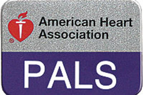 Tyler 5/22 PALS Renewal with American Heart Instructor