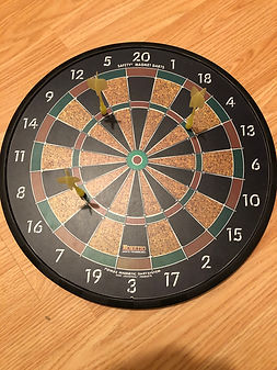 accuracy darts average near centre