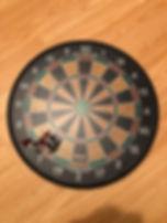 precision darts close together
