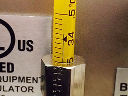 mercury simulator thermometer