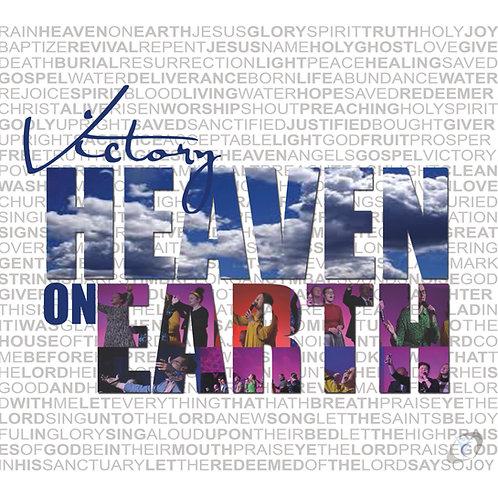 Heaven on Earth CD