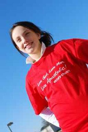 Love God, Love Man T-Shirt