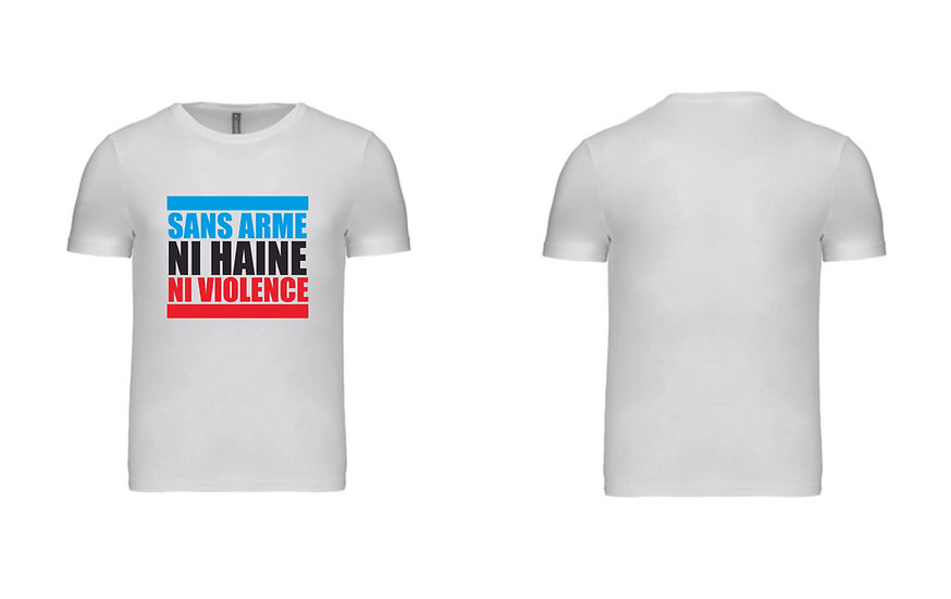 Tshirt officielle Kaotik Blanc