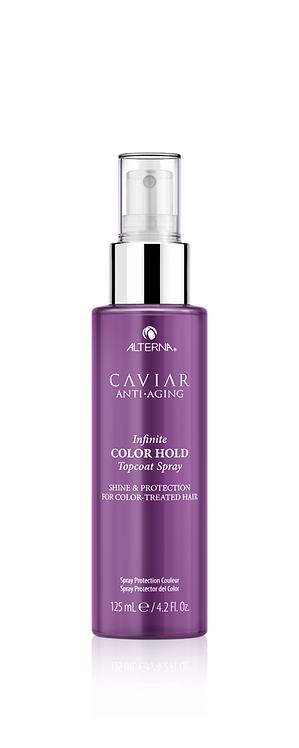 Caviar Anti-Aging INFINITE COLOR HOLD Topcoat Spray