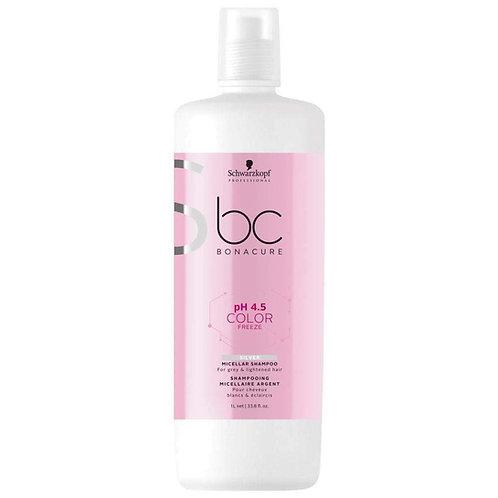 Schwarzkopf Professional BC Bonacure Color Freeze Silver Shampoo