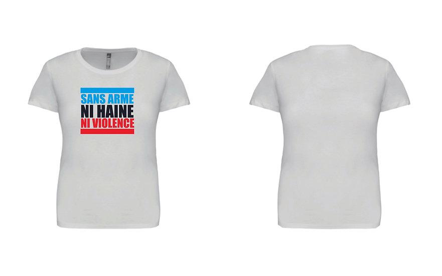 Tshirt FEMME officielle Kaotik