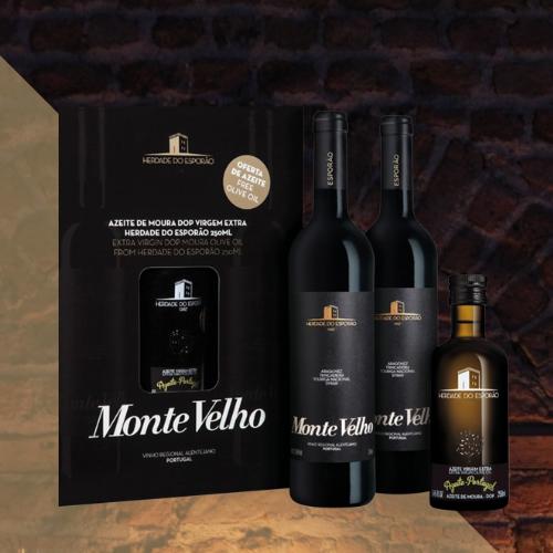 Monte Velho Tinto & Oil Pack