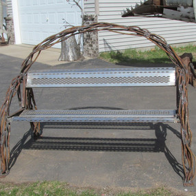 A Pair of 3R Benches