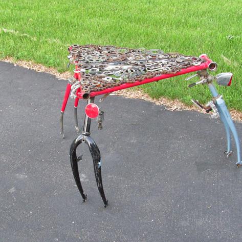 Where Old Bikes Go!