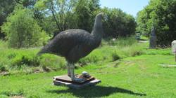 Big Bird at Big Stone