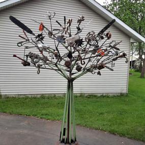 Debris Tree