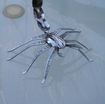 Silverware Scorpion