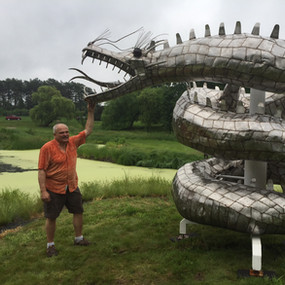 Bing, The Chinese Dragon