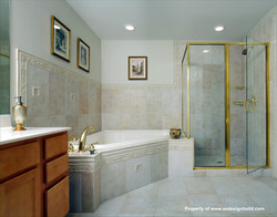 Marble Floor and Tile Work
