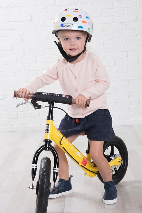 London Taxi 012 Kick Bike (Yellow)