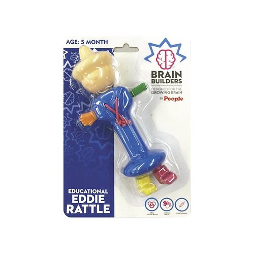 People Brain Builders® - Educational Eddie Rattle