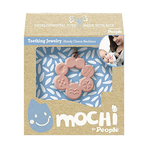 People Mochi® - Teething Jewelry Handy Charm Necklace