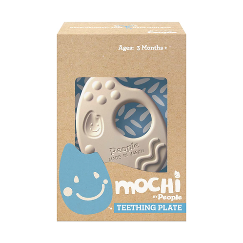 People Mochi® - Teething Plate Natural Color