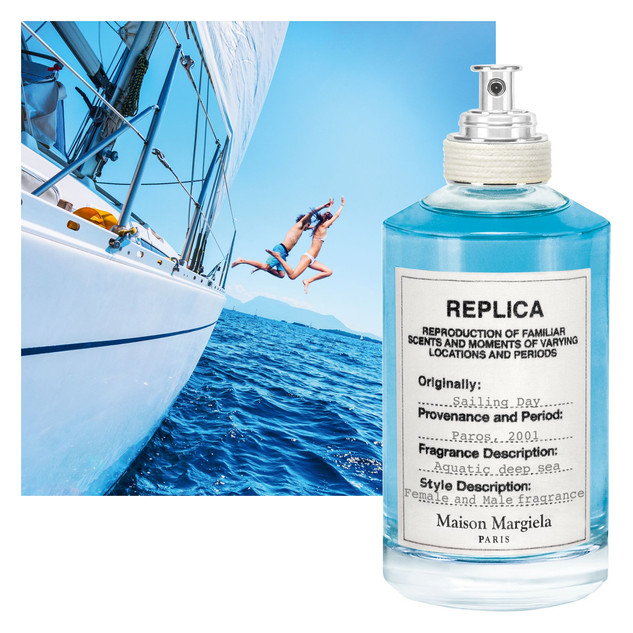Maison Margiela 'Replica' Sailing Day