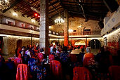 A beautiful and intimate setting for the