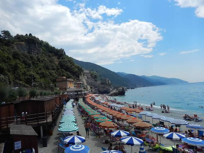 Monterrosso Al Mare, Cinque Terre, Italy