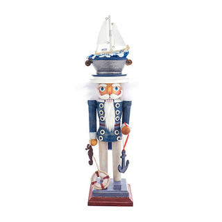 Kurt Adler Sea Captain Nutcracker