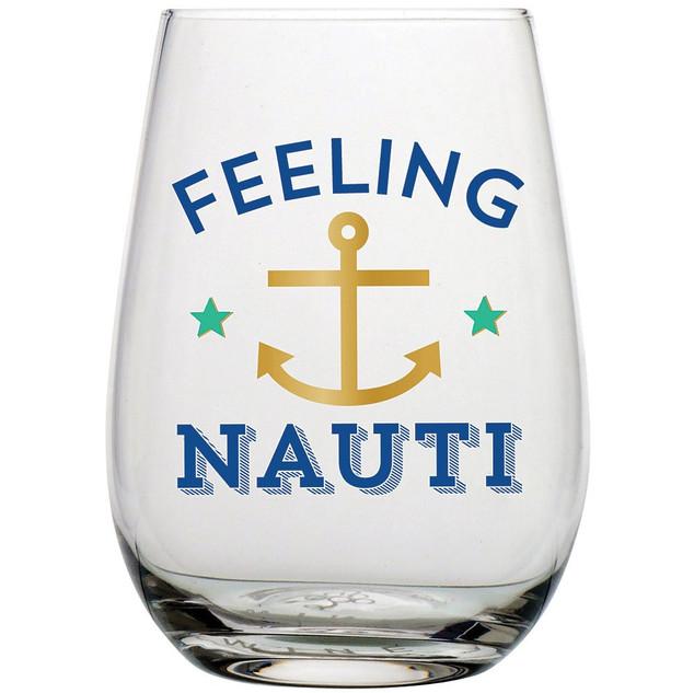 Fun wine glasses