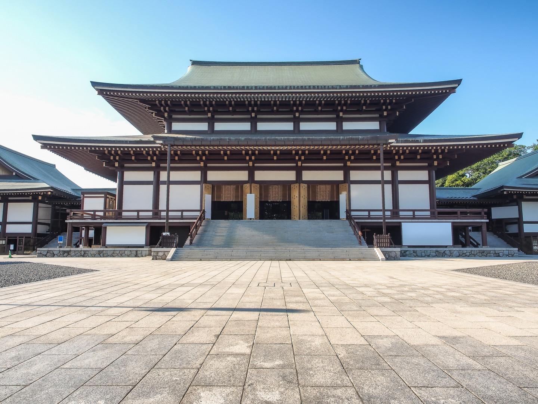 Naritasan Shinshoji Temple, japanese pag