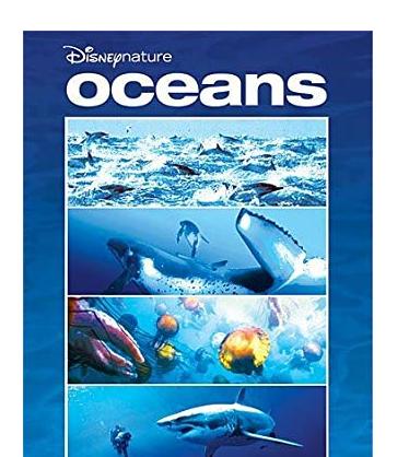 Disney's Oceans DVD