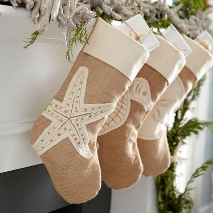 Birch Lane Coastal Stockings