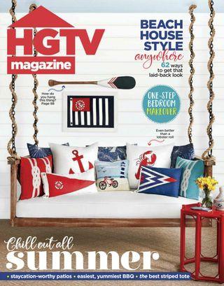 Magazine of nautical style
