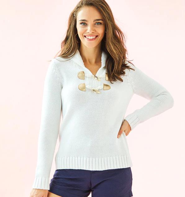 Lilly Pulitzer Bainbridge sweater