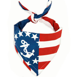 Salty Dog Skipper Bandana