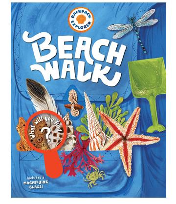 Beach Walk Explorer Book