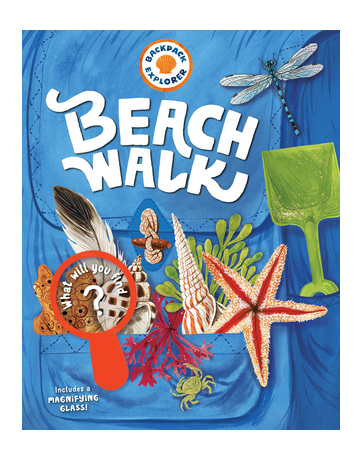 Beach Walk Explorer Book