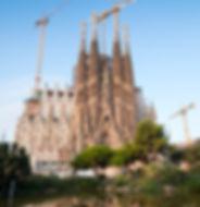 Barcelona, Spain - August 26, 2014_ La S