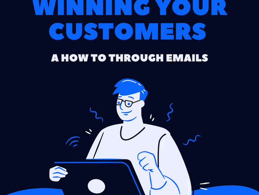 LETTERS THAT WILL CHANGE YOUR BUSINESS – WINNING THE HEARTS OF YOUR CUSTOMERS THROUGH EMAILS