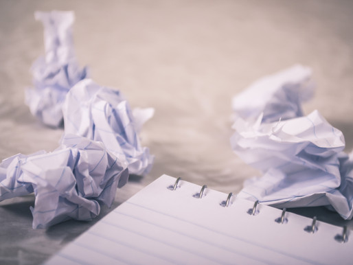BLOGGING BLUNDERS: THE 7 CRIMES OF AMATEUR BLOG WRITING