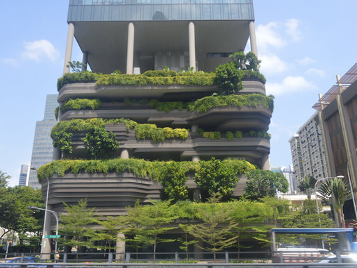 The Benefits of Green Building Certification