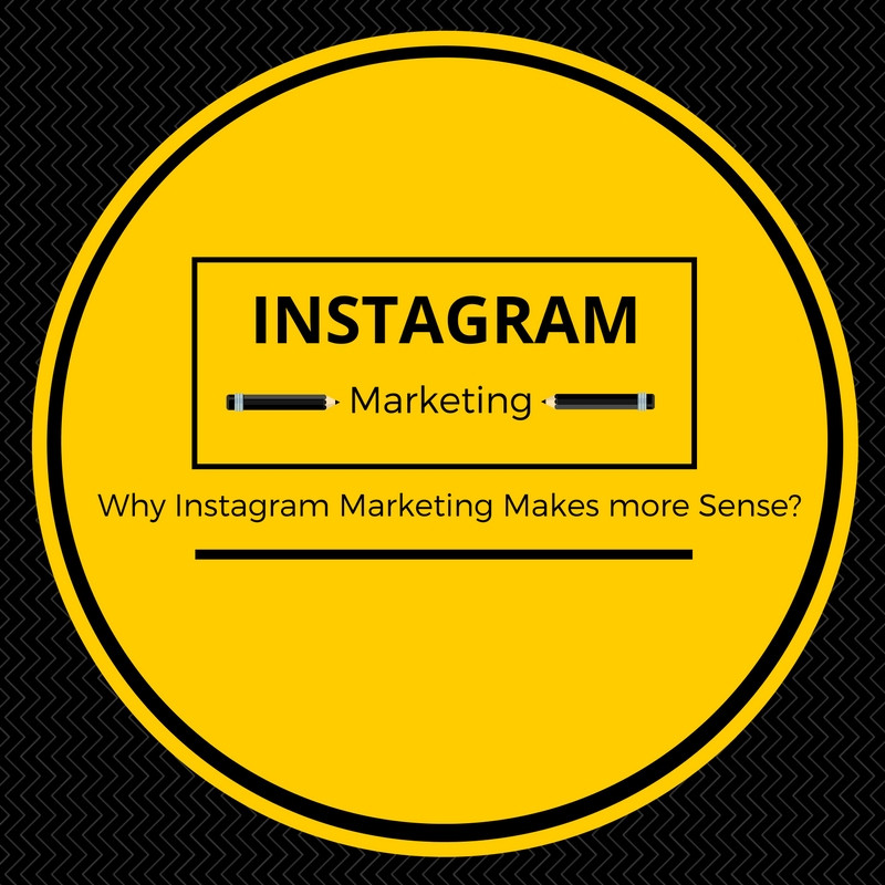 Instagram as Marketing Avenue