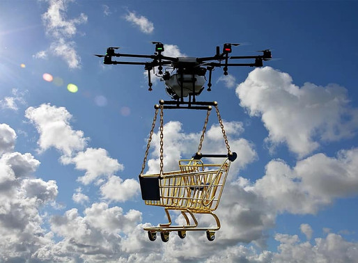 Drone Regulation for Last Mile Connectivity in E-commerce Logistics