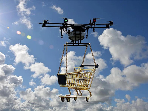 Drone Regulation for Last Mile Connectivity in E-commerce Logistics