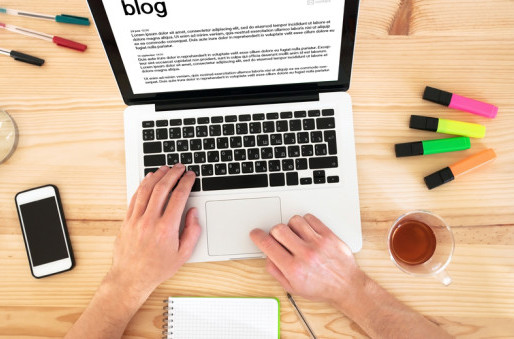 Where to start, when writing a blog?