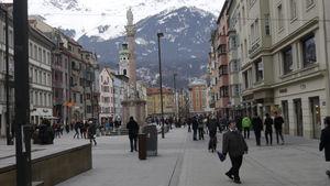 Innsbruck W świecie Nart I Kryształów